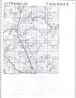 Map Image 010, Sauk County 1983